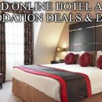 Trouvez des offres et des réductions sur les hôtels et les hébergements en ligne