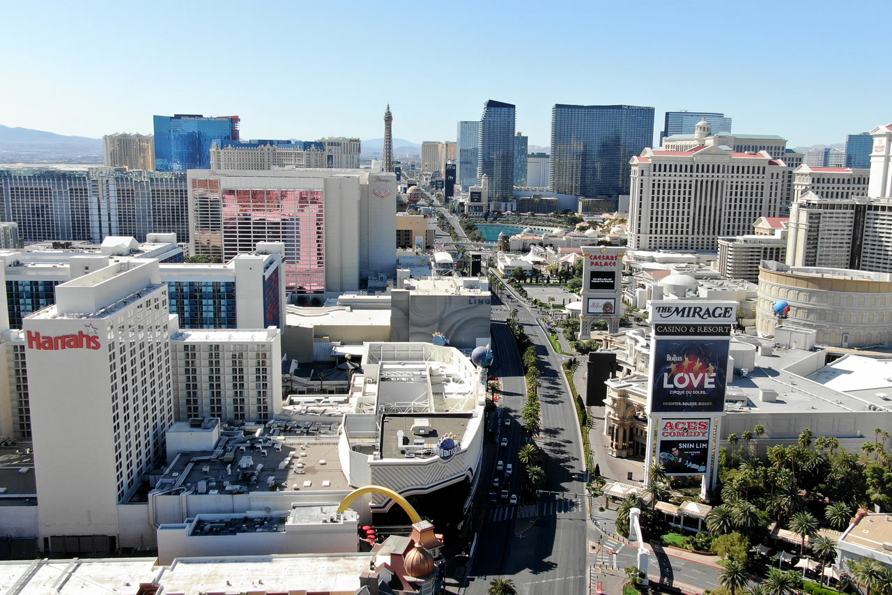 Offres d'hôtels à Las Vegas proposées pour attirer les visiteurs