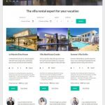 Démo du plugin de réservation d'hôtel WordPress - Système de réservation WordPress pour la location d'hôtels et de propriété
